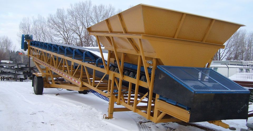 Various Conveyor Projects