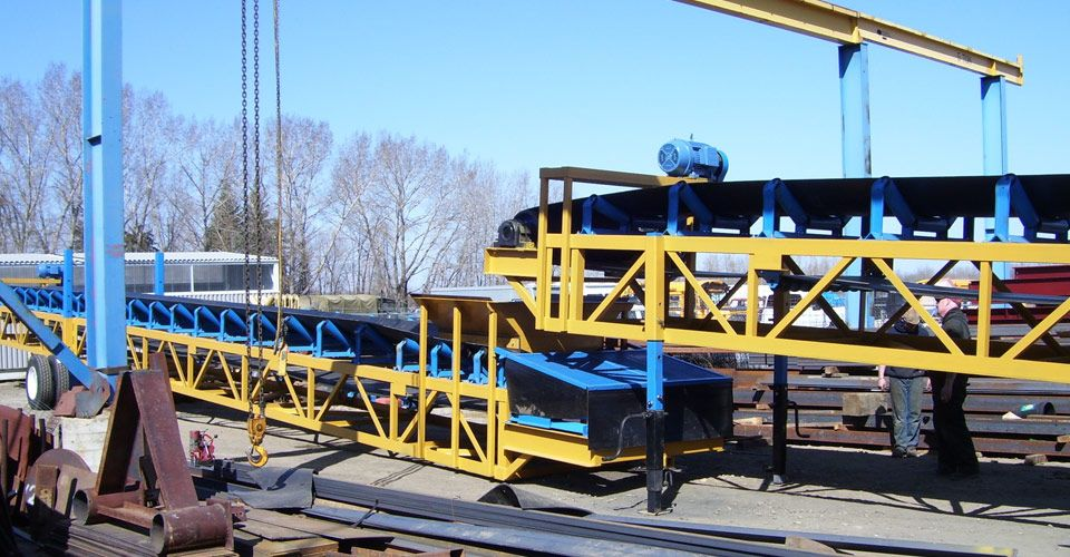 "54"" Gravel Conveyors"