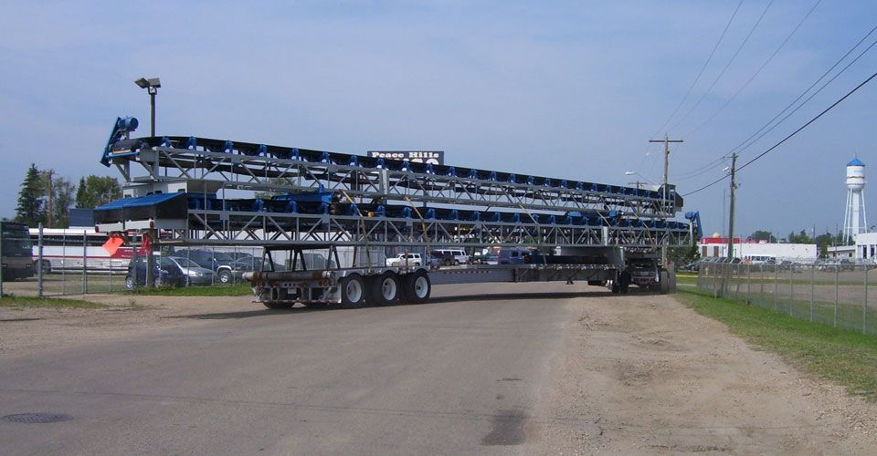 Gravel Conveyors